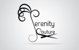 Logo Design For Serenity Couture by Pulse-7315