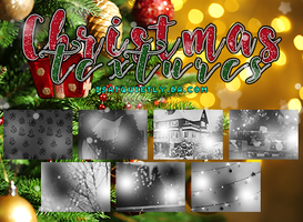 +Christmas Textures by ISatQuietly