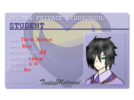 Student Id by dmgrif01