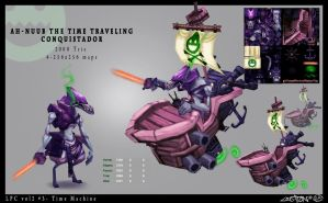 LPC time machine- Ah nuub by Beezul