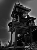 The Clock Tower Revisited by amirroredshadow