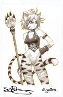 Breath of Fire Katt by Omar-Dogan
