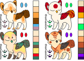 Griffon Adopts *points*reduced by SpotsAdopts