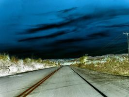 Image-creation_surreal road 01 by Aimelle-Stock