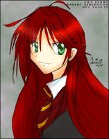 HP: Lily Evans by prongsie