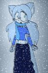 winter Juley and Snow outfit by imperfect-ion