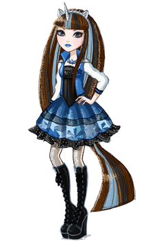 Ever After High FC - Lula Twinkle by Tosha22