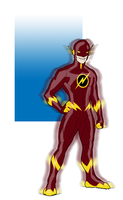 Flash Redesign by onecoyote
