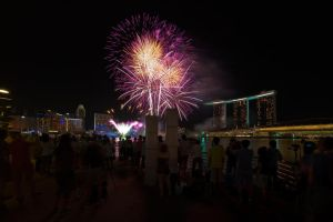Youth Olympic Games fireworks2 by Shooter1970