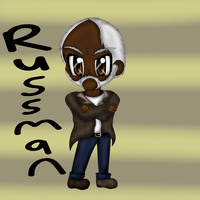Chibi Russman (Black ops 2) by thegreatgreywolf