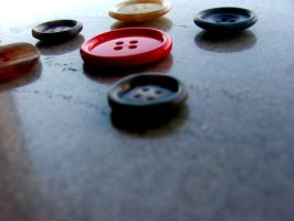 buttons by notexactlyrosyposy