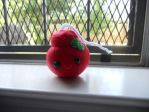 Cherry Bomb Plushie by Love-Who