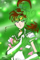 sailor jupiter space by stefanolattanzio