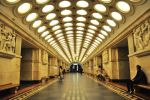 Metro Station by Lineageman