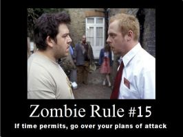 Zombie Rule 15 by psbox362