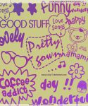 Cute Texts Brushes by Coby17