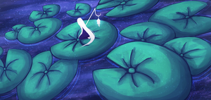 Lily Pads by Sitroner