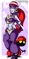 Basically Risky Boots -Plus Tinkerbat- by JamesmanTheRegenold