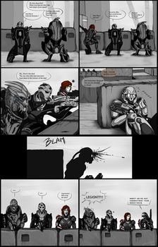 Who's the deadliest of them all - Mass effect by Barguest