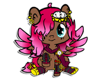 Clockwork Sticker by Pink-Doodlr