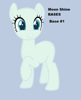 MLP Base #1 by MoonShineAmethyst