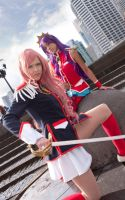 Utena: A Kind of Fairytale by echoing-artemis