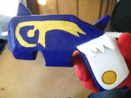 Disgaea Gun Prop - complete by Bisected8