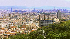 From the Teleferic de Montjuic (2) by woodsman2b
