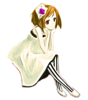 Hirasawa Yui in Don't Say Lazy by zenken2202