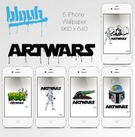 ArtWars Wallpack by TheArtofBlouh