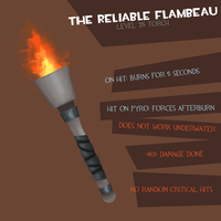 The Reliable Flambeau UPDATED by Digillama