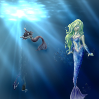 Under The Sea by TehPickle