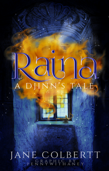 Raina - a wattpad cover - by Pennywithaney