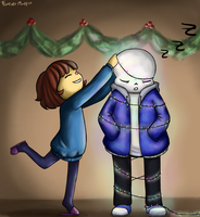 Christmas Decorations! by ForeverMuffin