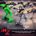 Hammerhead Toys by Mecha-Zone