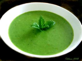 Pea Soup by tehbean
