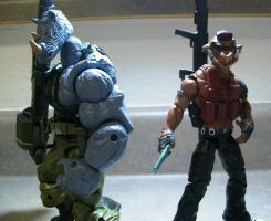 Bebop and Rocksteady by Jarred706