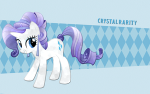 Crystal Rarity WP by AliceHumanSacrifice0