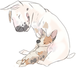 tiny friends with tiny legs by Gshep