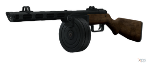 PPSH-41 by sadow1213