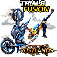 Trials Fusion Riders Of The Rustlands by POOTERMAN