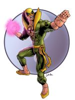 Iron Fist colors by jharris