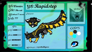 Rapidstep application by xspottedtigerx