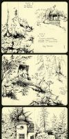 Nature sketches. by tree-spirit