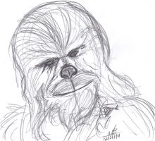 Picture a Week 48: Chewie!! by ConstantM0tion