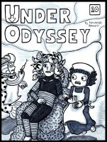 Under Odyssey Chapter 10 Cover by EvilCake