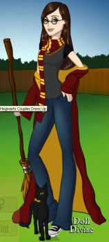 Hogwarts me by aniumelover-15
