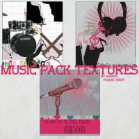 Music pack large by byaannxx