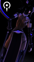 MMD The Wraith by Xenosnake