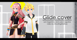 Glide cover [MMD video] by ShootingStarBlue